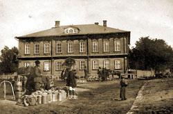 Здание городского училища