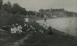 На берегу Ветлуги