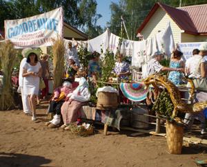 Фестиваль «Мы с Ветлуги-реки»