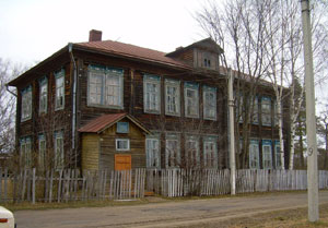 Старая Макарьевская школа