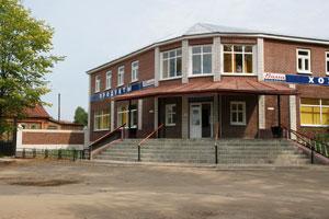 ТЦ Волга