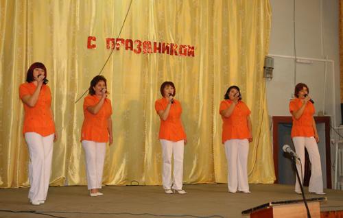 группа ЛИРА на сцене РДК