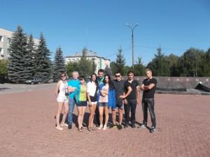 Команда из Варнавинского района